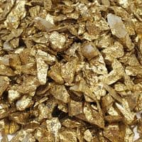Crystal Chippings - Glorious Gold